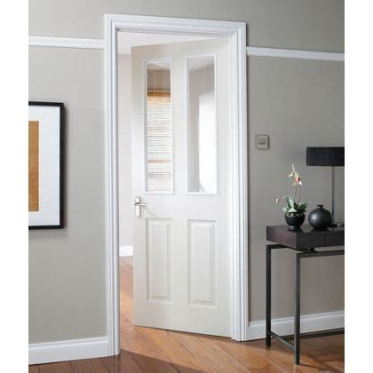 Living Room Door Glass by White Wood Doors With Glass Panels For