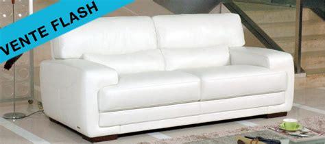 vente flash canape canapés cuir en vente flash à 40 c 39 est parti pour 15