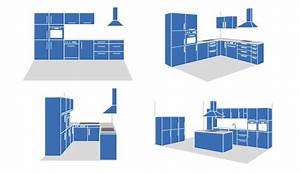 Einbauküchen In L Form : k chen modelle designs ausstattungen traum k chen f r alle k uferportal ~ Bigdaddyawards.com Haus und Dekorationen
