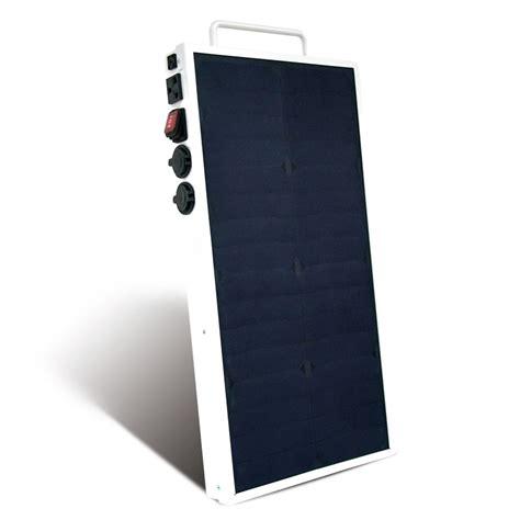 outdoor heater mobisun pro 2 50 draagbaar 230v zonnepaneel met
