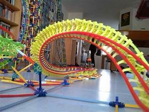 Knex Roller Coaster: Fire Dragon