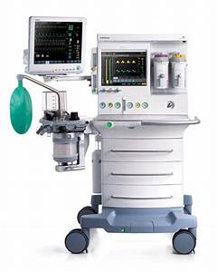 Used Mindray A7 Anesthesia Machine For Sale  Rent