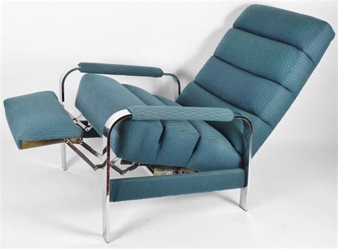 milo baughman lounge chair recliner for sale at 1stdibs