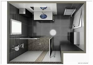 Creer Salle De Bain : creer une salle de bain en 3d gratuit maison design ~ Dailycaller-alerts.com Idées de Décoration