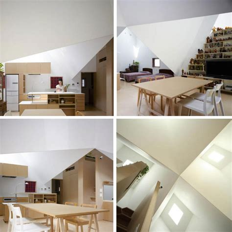 ultra modern concrete house  yokohama japan