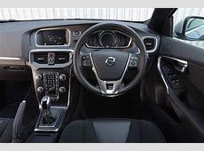 2016 Volvo V40 T3 RDesign review review Autocar