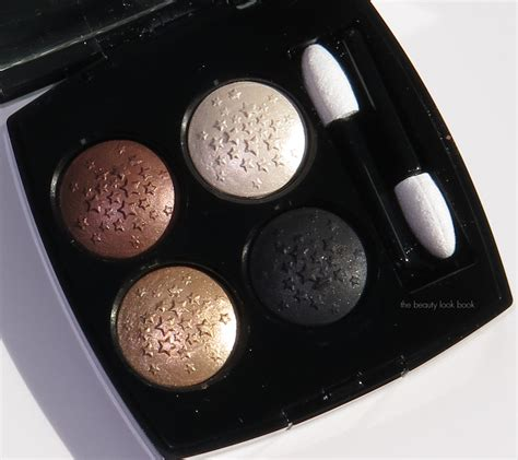 chanel reve dorient quadra eye shadow  beauty  book