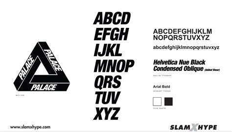 What font does Palace Skateboards use? | HYPEBEAST Forums ...