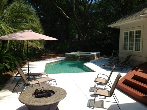 8x8 pool deck plans july 4th week available the palmetto vrbo