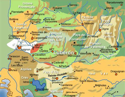 location chambre a la carte de la provence des régions provençales luberonweb