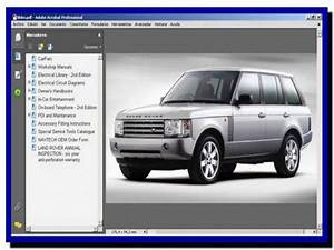 Owners Manual Range Rover L322