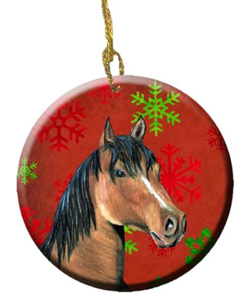 20 horse ornaments for christmas horses heels