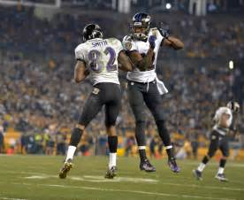 Baltimore Ravens Wide Receivers History
