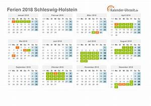 Ferien Nrw 2018 19 : ferien schleswig holstein 2018 ferienkalender zum ausdrucken ~ Buech-reservation.com Haus und Dekorationen