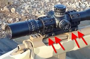 Rifle Screw Torque Settings Guidelines