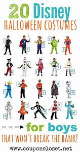 20 Disney Halloween Costumes for Boys for less (as low as ...