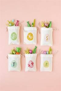Easter Treat Bag Printables Julep
