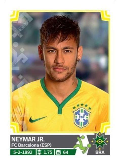 224   Neymar Jr.   Brasil   2015 Copa America Chile