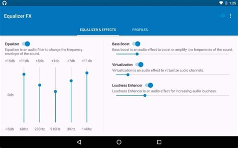 best equalizer app for android top 10 best equalizer for android 2017 free