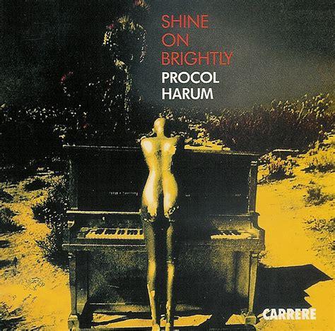 musicotherapia procol harum shine  brightly