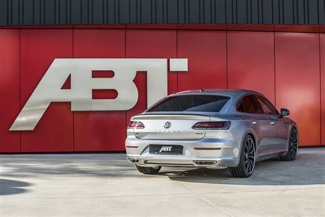 Vw Arteon With 336 Hp And 420 Nm