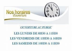 Horaire D Ouverture Gifi : modele affiche horaire d ouverture conception carte ~ Dailycaller-alerts.com Idées de Décoration