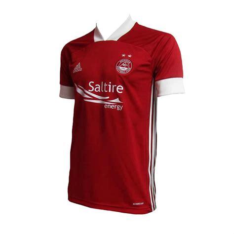 Aberdeen FC 2020-21 Adidas Kits Revealed | The Kitman