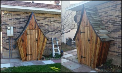 a 1 tool shed hill build a whimsical tool shed for your garden
