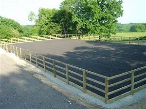 How To Erect A Riding Arena From McVeigh Parker