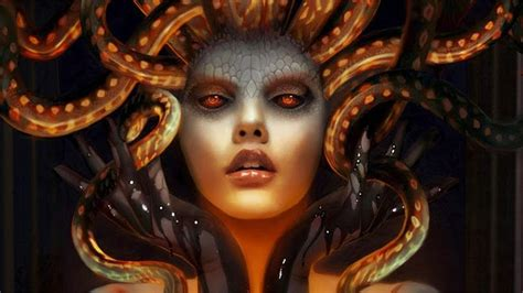 The actual tale of Medusa the Snake-Haired Gorgon - blogygold