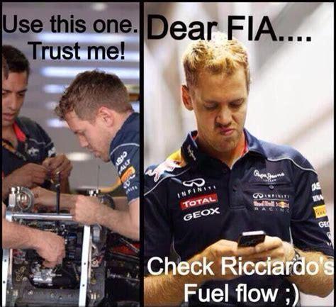 Sebastian Vettel Meme - austin o brien austyob twitter