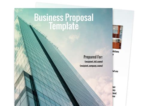 How Can A Business Proposal Template Benefit You?