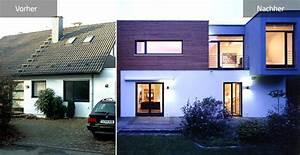 Kleine Häuser Modernisieren : eine etage aufgestockt sch ner wohnen ~ Michelbontemps.com Haus und Dekorationen