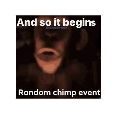 Event Random Begins Chip Gifs Monkey Tenor