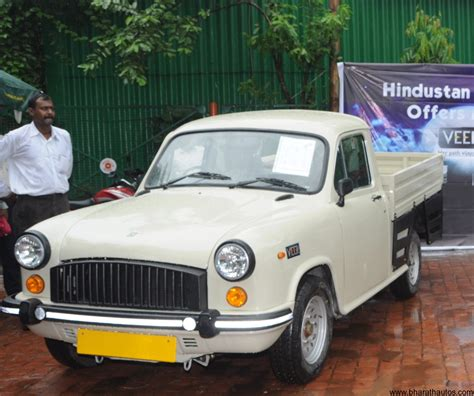 Hindustan Motors launches Veer - the pickup at Rs. 3.30 lakh