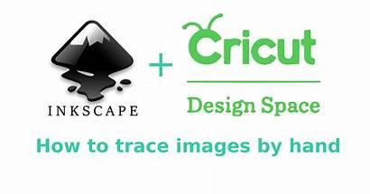 Inkscape Tracing Cut Edge Cricut Trace Bitmap