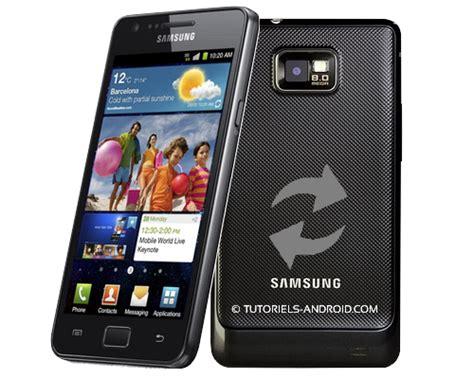 téléchargement du firmware original samsung s2 i9100g