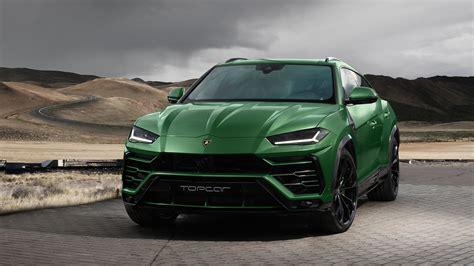 TopCar Lamborghini Urus 2018 4K 2 Wallpaper   HD Car ...