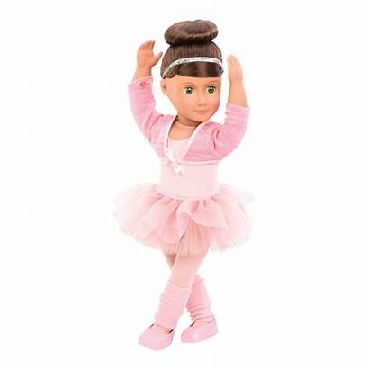 Generation Dolls Doll Ballerina Sydney Lee Toy