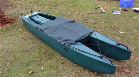 Kayak Boats Reviews by Wavewalk Kayak Review Wavewalk 174 Fishing Kayaks Boats