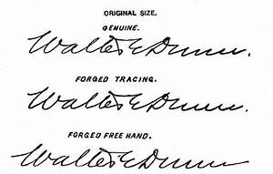 forged documents the paperless court blog With forged signature on documents