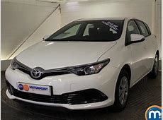 Used Toyota Auris Cars For Sale Second Hand Nearly New