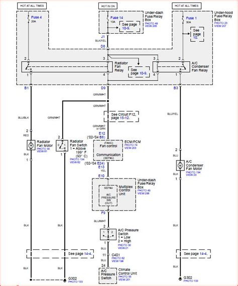 04 Rsx Fuse Diagram by 2002 Acura Rsx Bothe The Cooling And A C Fans Are Not