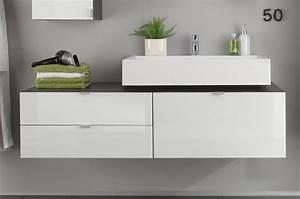 meuble lavabo suspendu pas cher galerie avec meuble salle With salle de bain design avec meuble sous lavabo suspendu
