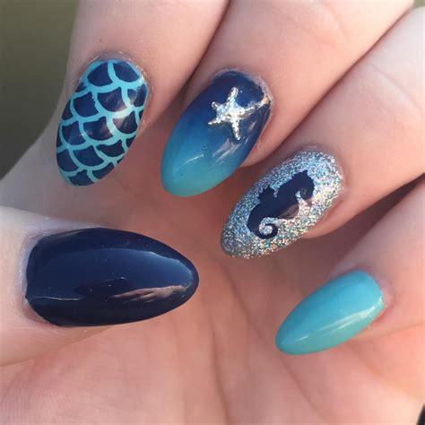 ocean nail art designs ideas design trends