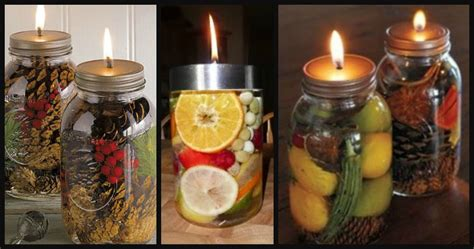 Glass Candle Holders Lavendel Deliciously Smell by Deliciously Scented Jar Candles