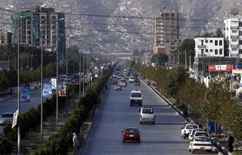 News Afghanistan by Afghan Officials Say Foreign Citizen Has Been In