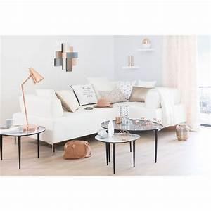Rideaux Maison Du Monde Occasion : tables gigognes en m tal galet maisons du monde ~ Dallasstarsshop.com Idées de Décoration
