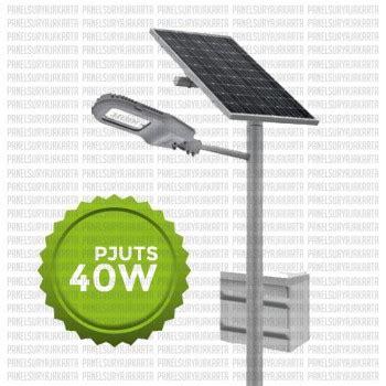 Pju Tenaga Surya Murah Solar Cell