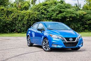 2021 Nissan Versa Remains An Affordable Set Of Wheels